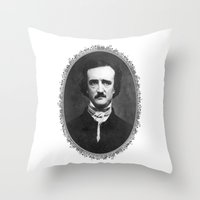 Poe Throw Pillow