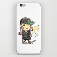 PikaSwag! iPhone & iPod Skin