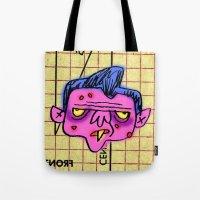 Sid Nixon Tote Bag