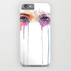 Rainbow Tears iPhone 6s Slim Case