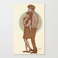 Gotta Love Canvas Print