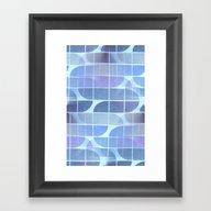 Rogerduvet Framed Art Print