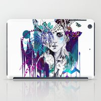 Tribal Girl - Colourway … iPad Case