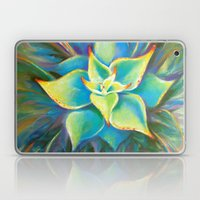 Succulent  Flower Laptop & iPad Skin
