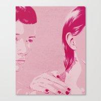 Sisters / Friends Canvas Print