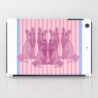 Foxes! iPad Case