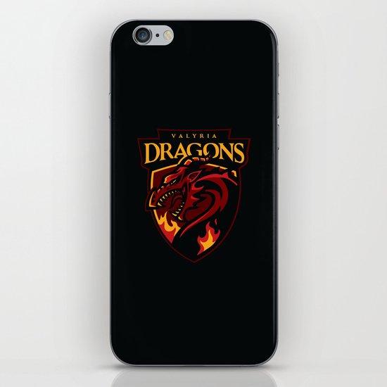 Valyria Dragons iPhone & iPod Skin