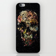 Smyrna Skull iPhone & iPod Skin