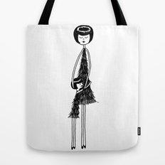 I love my mom (daughter) Tote Bag