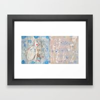 Second spring for One Framed Art Print