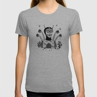 Preternatural Prison Womens Fitted Tee Athletic Grey SMALL