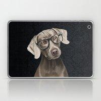 Mr Weimaraner Laptop & iPad Skin