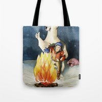 Smile honey! Tote Bag