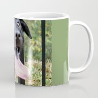 Dog Kisses!  Mug