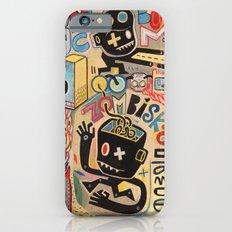 Zombiska dance  iPhone 6 Slim Case