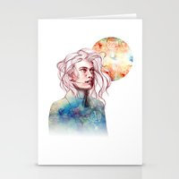 The Chase Is Over Stationery Cards