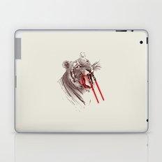 Light Saber Tooth Tiger Laptop & iPad Skin