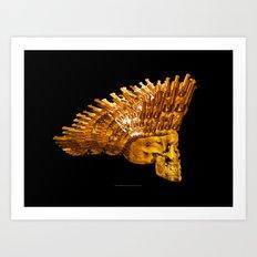WARMONGER - 105 Art Print