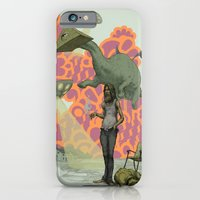 iPhone & iPod Case featuring Can I Get a Paradigm Shift Already? by Travis Gillan