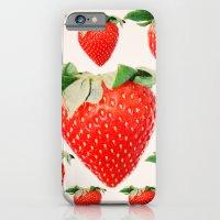 Strawberry Explosion iPhone 6 Slim Case