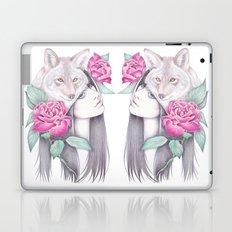Wild Roses Laptop & iPad Skin