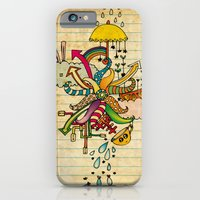 Notebook World iPhone 6 Slim Case