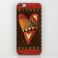 Crazy For Love iPhone & iPod Skin