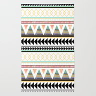 Rug featuring Aztec 3 by ALT + CO