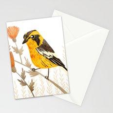 Blackburnian Warbler Stationery Cards