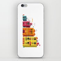 Buildings iPhone & iPod Skin