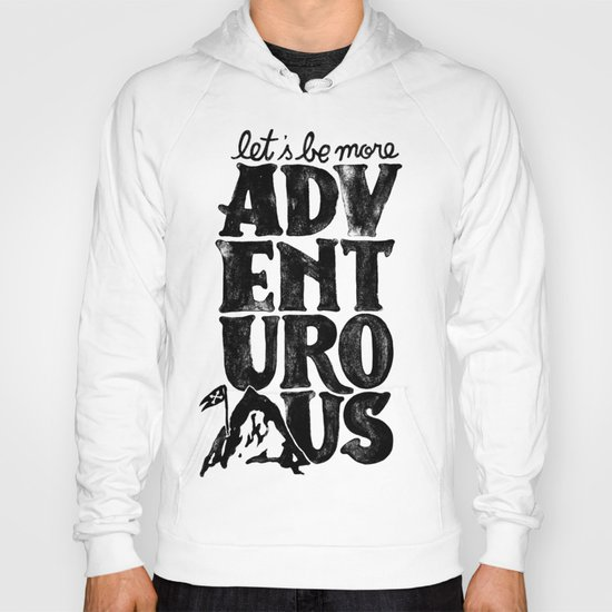 MORE ADVENTUROUS II Hoody
