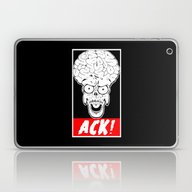 ACK! Laptop & iPad Skin