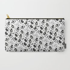 penguin print Carry-All Pouch