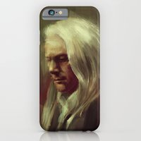 iPhone & iPod Case featuring Lucius by nlmda