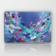 Lucid Lagoon  Laptop & iPad Skin