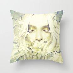 Censor Throw Pillow