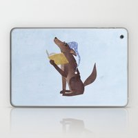 A Dog's Dream Laptop & iPad Skin