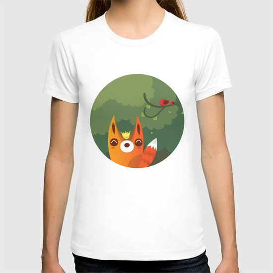 Kingfox T-shirt