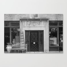 Antique Store Canvas Print