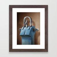 Switch Framed Art Print