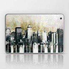 Music of The City Laptop & iPad Skin