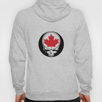 Canadian Steal Your Face Hoody