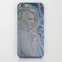 Winter Lace iPhone 6 Slim Case
