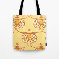 Summer Dance Tote Bag