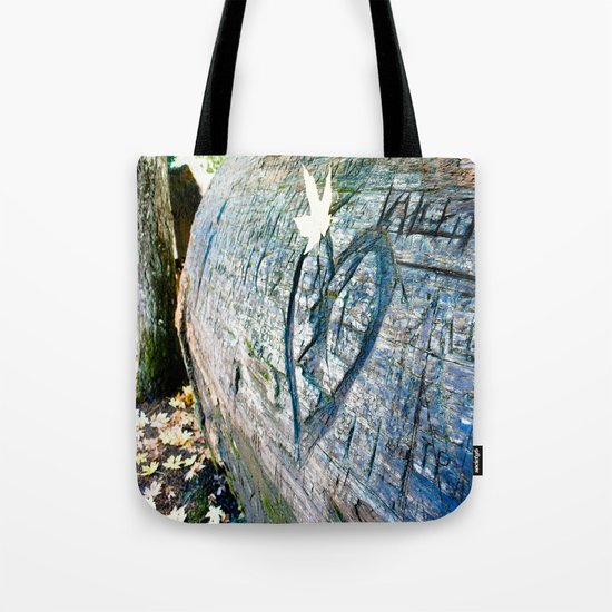 Fallin' In Love Tote Bag