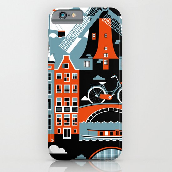 Amsterdam iPhone & iPod Case