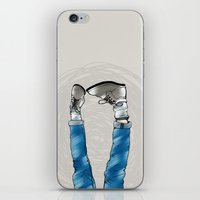 Reverse iPhone & iPod Skin