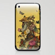 Fox Confessor iPhone & iPod Skin