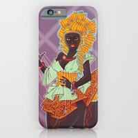 iPhone & iPod Case featuring Spider by Cola82
