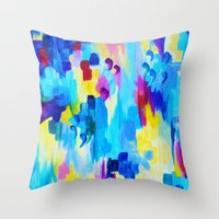 DONT QUOTE ME, Revisited… Throw Pillow